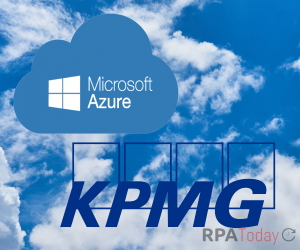 RPA Part of $5 Billion Partnership Between Microsoft and KPMG