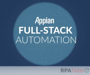 Appian Adds RPA to Full-Stack Automation Offering