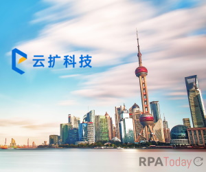 Chinese RPA Provider Nets $30 Million in Series B Funding
