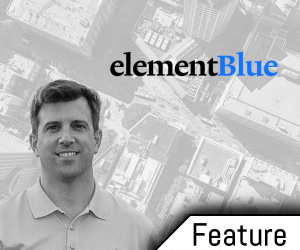 CEO Spotlight: Element Blue's Steven Gerhardt