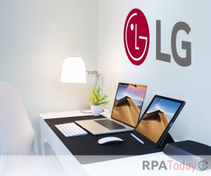 LG to Dramatically Expand RPA Program by 2021