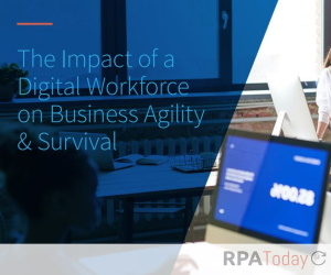 Report: 93% of Corporate Leaders Deploying or Extending RPA and Automation Technology