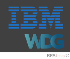 Large Firms Continue to Gobble RPA Startups: IBM Acquires WDG Automation