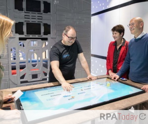 Virtual Immersion Lab Lets People Explore RPA Remotely