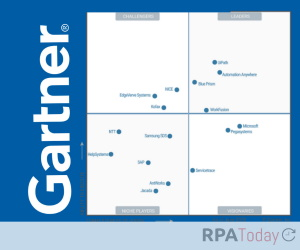 Gartner: Large Vendors Make Inroads in RPA