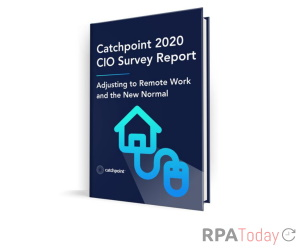 Top Work-From-Home Organizations More Likely to Use Automation and RPA Technology