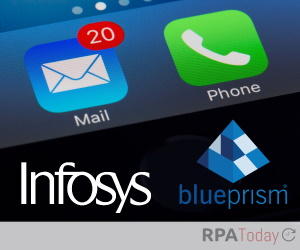 Blue Prism Partners with Infosys to Automate Helpdesk Email Response