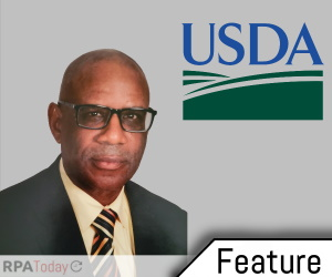 Ahead of the Curve: Q&A with Ron Woody of USDA