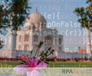 Report Says Indian Enterprises to Hike Spending on RPA, Other Technology