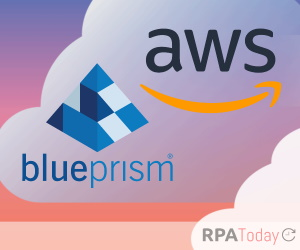 Blue Prism Integrates with AWS
