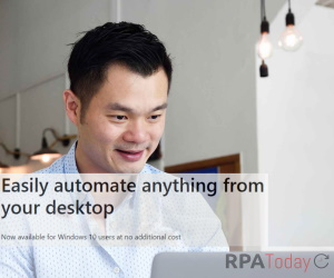 Microsoft Giving Away RPA