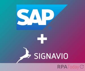 SAP Closes Signavio Acquisition