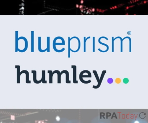Blue Prism Partners with Conversational AI Firm Humley