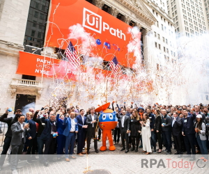 UiPath Share Price Surges 44% in First Week on NYSE