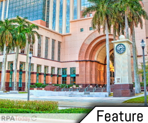 AI + RPA = First-in-the-Nation Solution for Palm Beach County Clerk of the Circuit Court