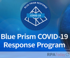 Blue Prism Continues Efforts to Battle Covid with RPA