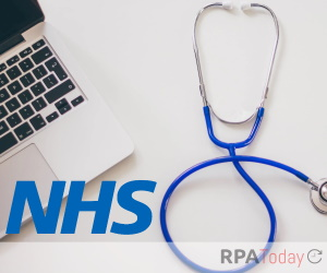 UK NHS Data Strategy Includes Heavy Dose of RPA
