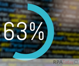 63% of Organizations Actively Deploying RPA, Says Report