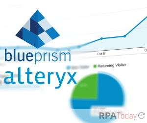 Blue Prism Partners with Alteryx for Data Analytics Automation