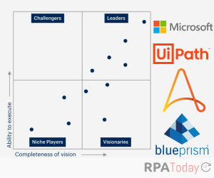 Gartner: Consolidation Continues to Rock RPA Space, Alters 'Magic Quadrant'