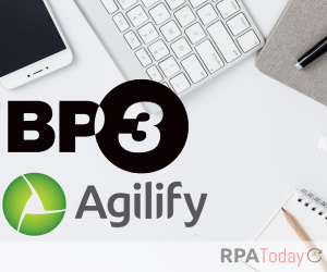 BP3 Acquires Intelligent Automation Consultancy Agilify