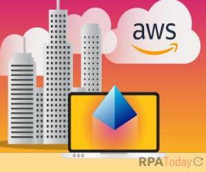 Blue Prism Unveils Integration with AWS