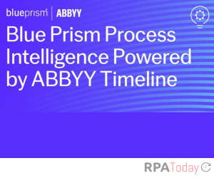 Blue Prism Integrates ABBYY Timeline for Process Intelligence