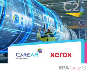 Xerox Builds RPA Capability Through Multiple Moves
