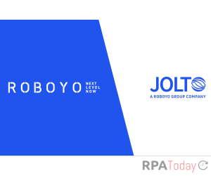 Roboyo Acquires Jolt Advantage Group to Form Largest Automation Consultancy